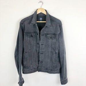 GAP Dark Grey Denim Jacket